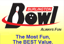 Burlington Bowl Inc Logo
